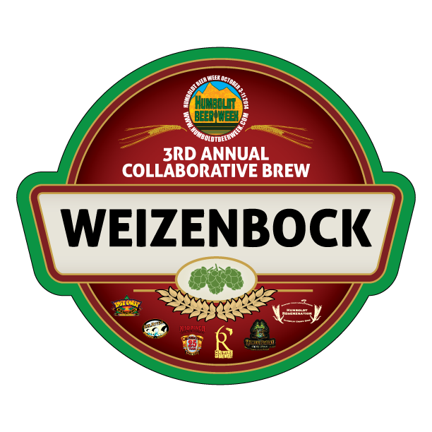 Humboldt Beer Week Collaborative Brew 2014